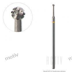 FREZ PODO PRO STALOWA KULKA 1,6/1,6mm ACURATA MODEL: 500 104 001 neq 016N