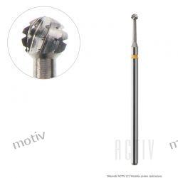 FREZ PODO PRO STALOWA KULKA 2,1/2,1mm ACURATA MODEL: 500 104 001 neq 021N