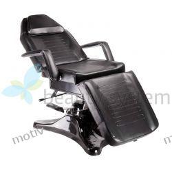 Hydrauliczny fotel kosmetyczny BD-8222 Czarny