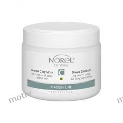 Glinka zielona detoksykująco-nawilżająca (twarz i ciało, skóra normalna)  PN 272