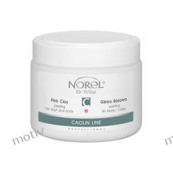 Glinka różowa Peeling do biustu i dekoltu dla skóry wrażliwej   PP 156