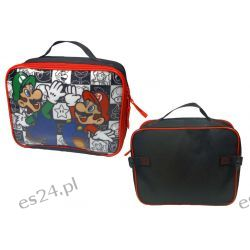 Super Mario Lunch bag