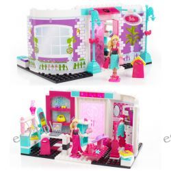 Barbie Mega Bloks Fashion butik