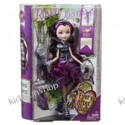 EVER AFTER MH Lalka Raven Queen
