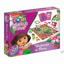 Wakacje w Peru Dora poznaje świat