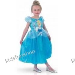 RUBIE'S Disney - Kostium dla dzieci Story Time Kopciuszek - Rozmiar 7-8 lat