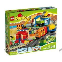 Lego Duplo Pociąg Zestaw Deluxe