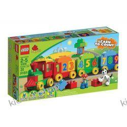 Lego Duplo Pociąg z cyferkami