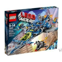 Lego Movie Kosmiczny statek Benka
