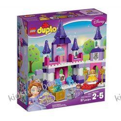 Lego Duplo Królewski zamek Zosi