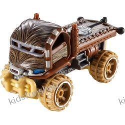 Hot Wheels Star Wars samochodzik bohater Chewbacca