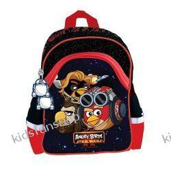 Plecak dziecięcy Angry Birds Star Wars II model D1