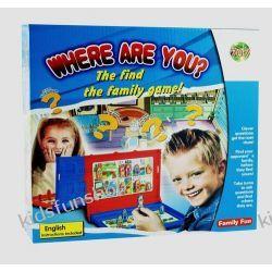 Gdzie jesteś
