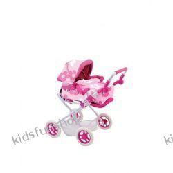 Wózek dla lalek Bambolina Orlando mały