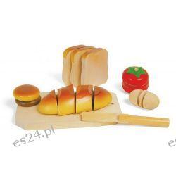 Legler Chlebek z drewna do krojenia