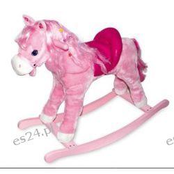 Różowy kucyk Pink