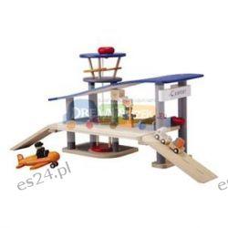 Lotnisko, Plan Toys