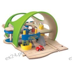 Stacja przesiadkowa, Plan Toys