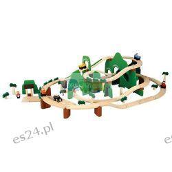 Kolejka górska, Plan Toys