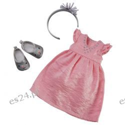 Ubranko 33 cm  Party Dress & Accessories