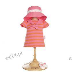 Mademoiselle Ubranko 36 cm Sukienka, kapelusz i buciki