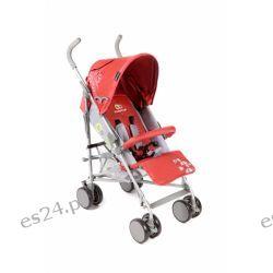 Wózek Spacerówka Kinderkraft Siesta Red