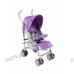 Wózek Spacerówka Kinderkraft Siesta Comfort Violet