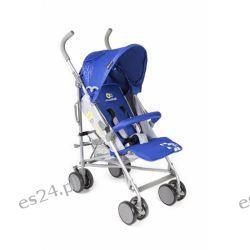 Wózek Spacerówka Kinderkraft Siesta Comfort Blue