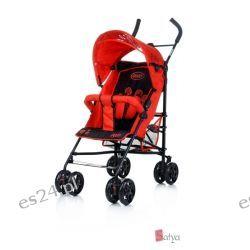 Wózek spacerowy Rio firmy 4baby czerwony