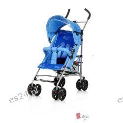Wózek spacerowy Rio firmy 4baby niebieski