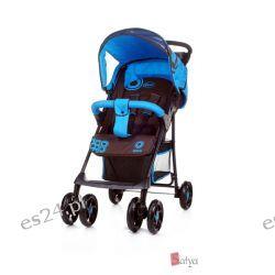 Wózek spacerowy Guido firmy 4baby niebieski