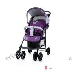 Wózek spacerowy Guido firmy 4baby fioletowy