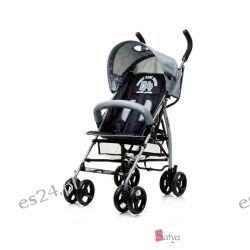 Wózek spacerowy Race firmy 4baby szary