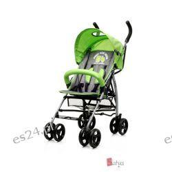 Wózek spacerowy Race firmy 4baby zielony