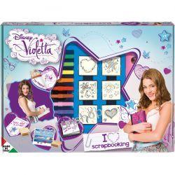 MULTIPRINT Pieczątki w walizce Violetta