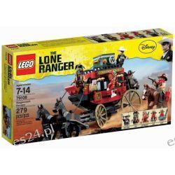 LEGO LONE RANGER 79108 Ucieczka Dyliżansu