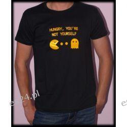 Męskie koszulki z nadrukiem