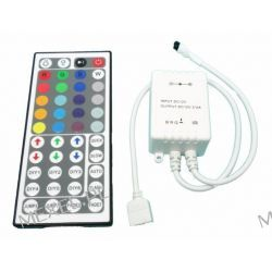 Sterownik RGB IR 3x4A 144W Muzyka i Instrumenty