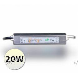 Zasilacz 12VDC/20W (1,67A) PS12-1671 Pozostałe