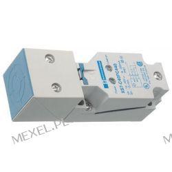 czujnik induk. XS7 40x40x117 - plast. - Sn15mm - 12..48VDC - zaciski  Pozostałe