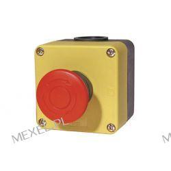 IDEC  HW1X-BV402-R  EMERGENCY STOP SWITCH, DPST-NC, 250VAC Muzyka i Instrumenty