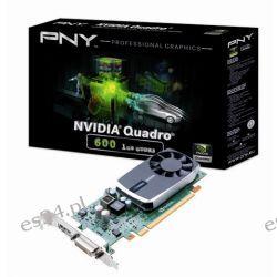 Quadro 600 1GB DDR3 PCI-E 128bit DVI/DP box
