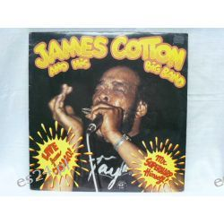 James Cotton and his Big Band Live from Chicago