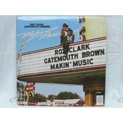 Roy Clark Garemouth Brown Makin' music
