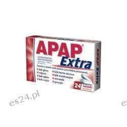 APAP EXTRA 0,5 X 24 tabletek