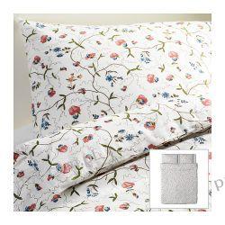 IKEA ALVINE ORTER Kpl pościeli kolorowy 200x200