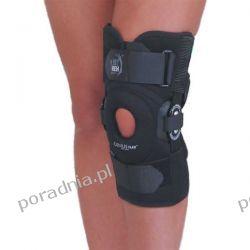 Orteza stawu kolanowego z szynami 2 i wzmocnieniem krzyżowym AM-OSK-Z/2-02