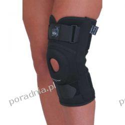 Orteza stawu kolanowego z fiszbinami ortopedycznymi i zapięciem krzyżowym AM-OSK-Z/S-X