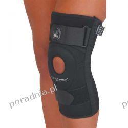 Orteza stawu kolanowego z fiszbinami ortopedycznymi AM-OSK-Z/S-P