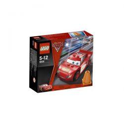 LEGO AUTA 8200 Zygzak McQueen w Chłodnicy Górskiej